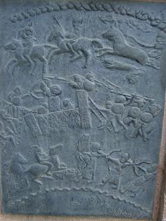 η προτομή του Γεώργιου Μπούτου στο Ναύπλιο