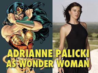Adrianne Palicki Wonder Woman tv television show