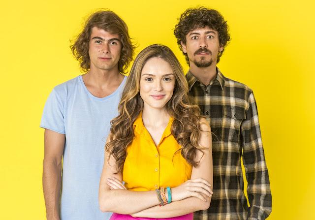 Verão 90, a nova novela das 19hs estreia na Globo