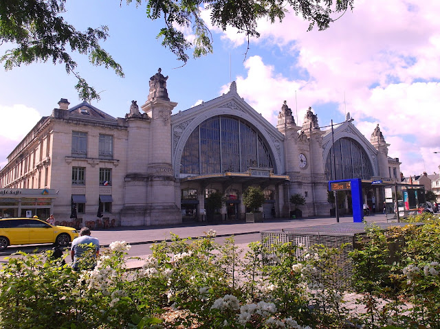 Tours tågstation