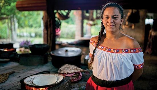 Cocina chontal, Tabasco