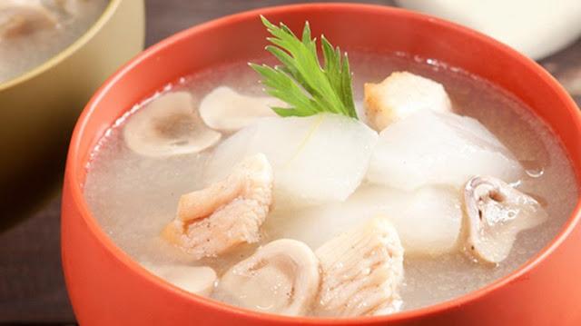 Kreasi Resep Masakan Sup Beligo Untuk Hidangan Sahur