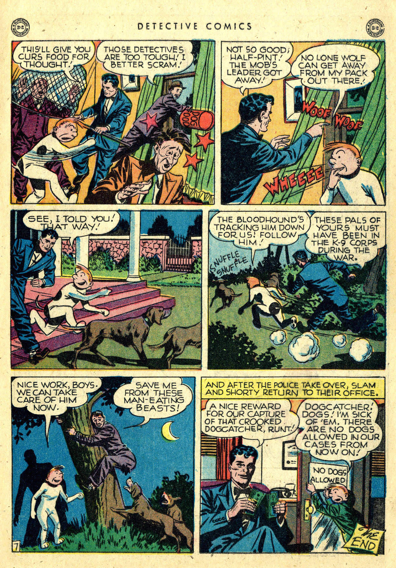 Read online Detective Comics (1937) comic -  Issue #140 - 31