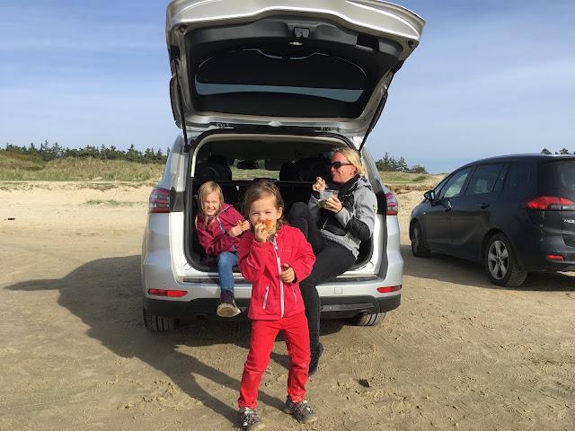 Rømø, die suedlichste daenische Wattenmeerinsel