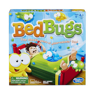 Use the Bed Bugs game to improve pencil grasp, making it the perfect fine motor game for occupational therapy activities.