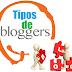 Tipos de Bloggers, Clasificación de Blogueros