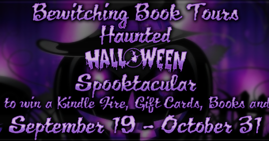 **FEATURE** Haunted Halloween Spooktacular: Blood Bound by Traci Douglass