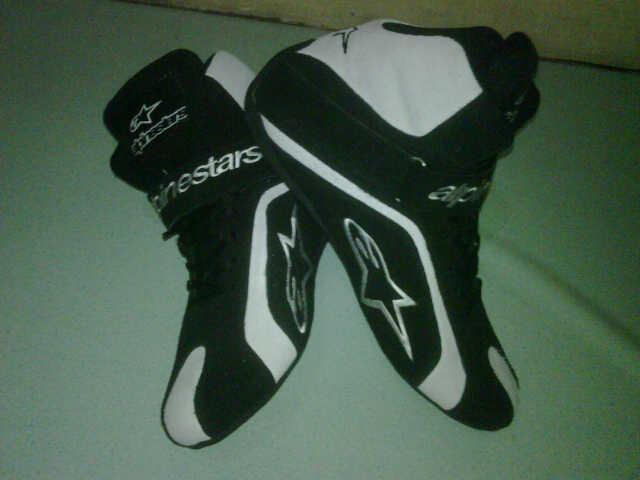 Jual sepatu alpinestar warna hitam putih ~ Jual velg mobil 39066b5341