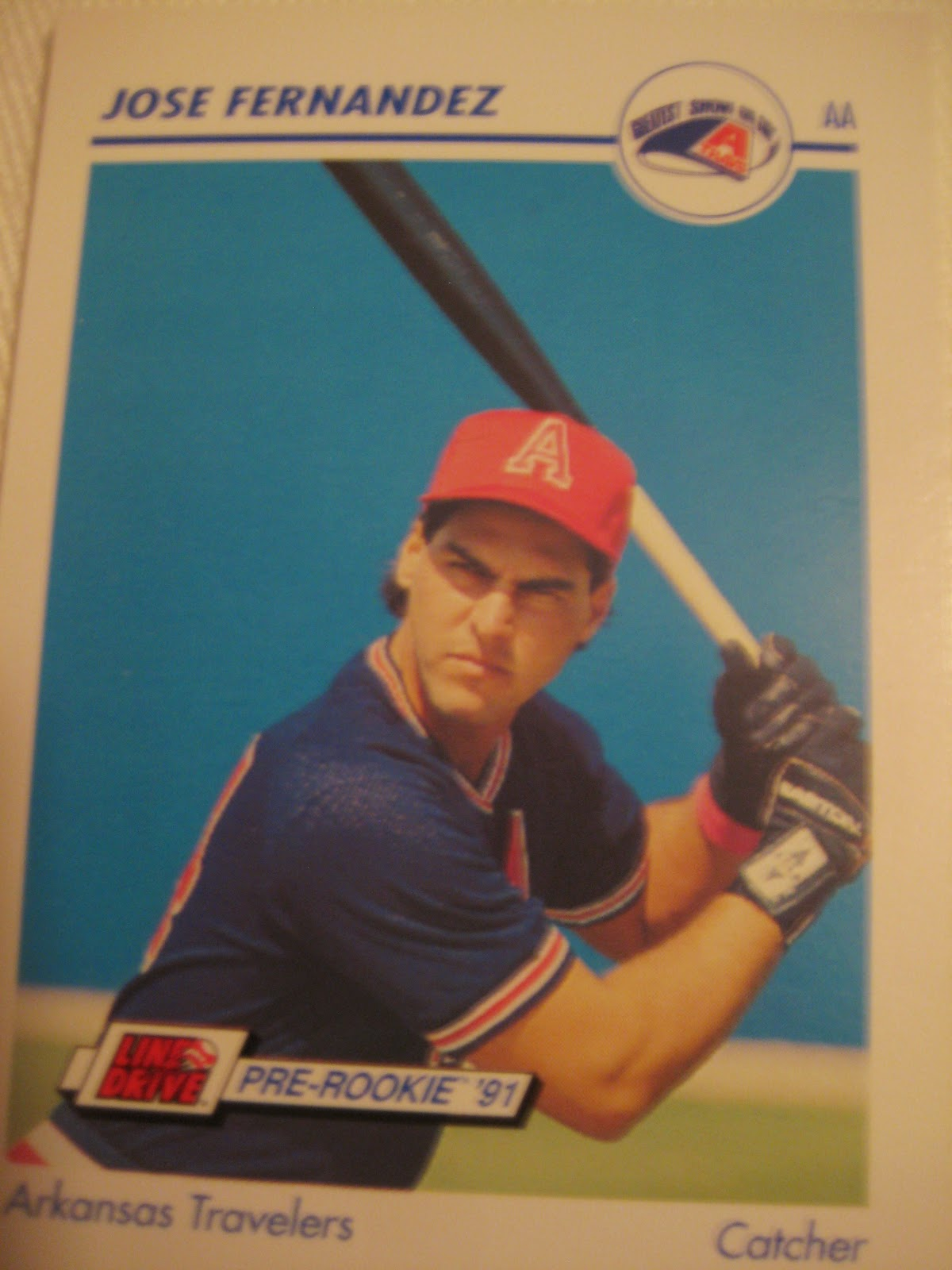 Baseball Cards Come To Life Jose Fernandez On Baseball Cards