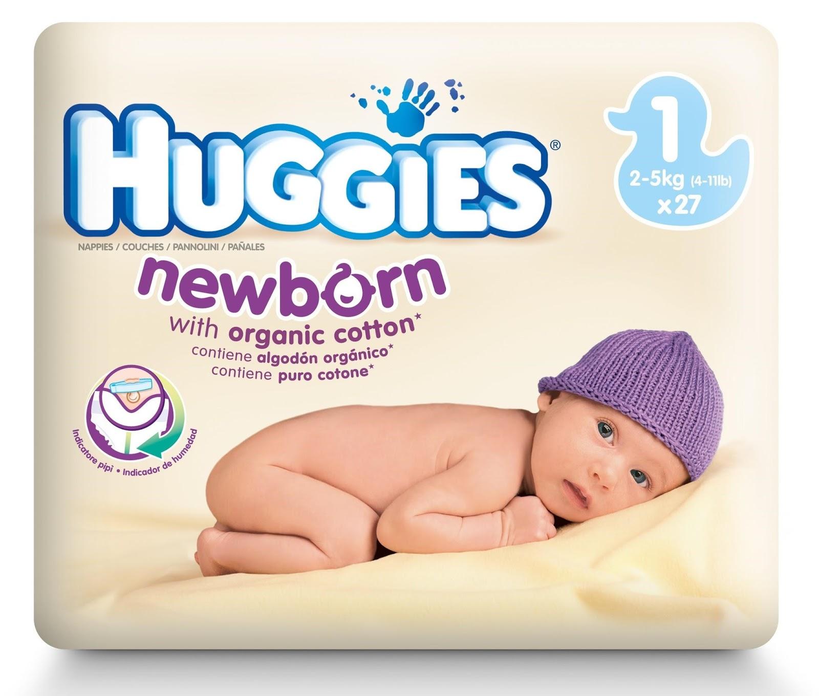 Get Free Sample of Huggies Newborn Babby Diapers - Free Samples ...
