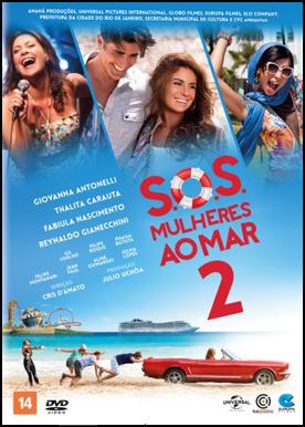 S.O.S. Mulheres ao Mar 2 DVDRip (Nacional)