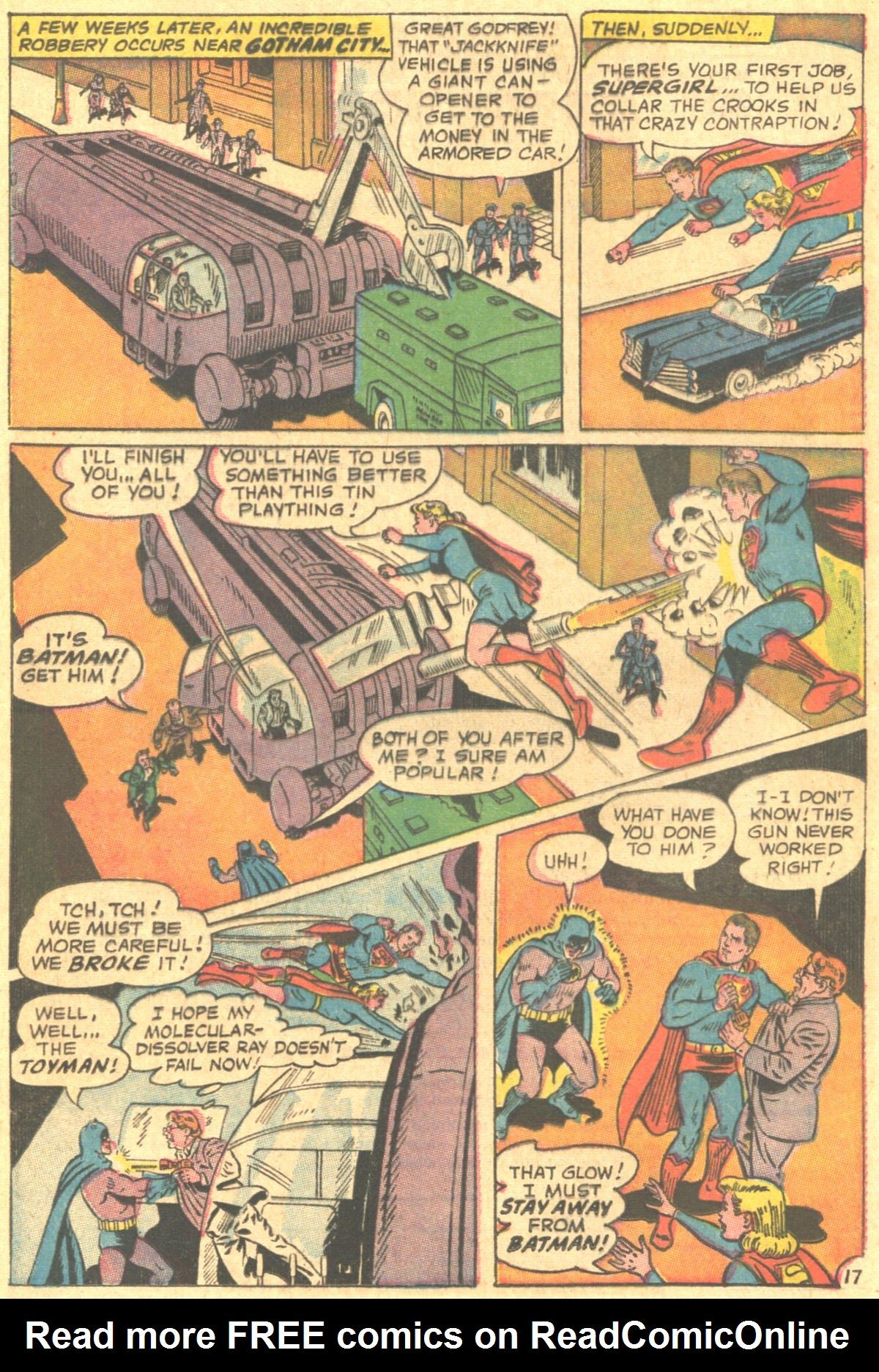 Read online World's Finest Comics comic -  Issue #167 - 24