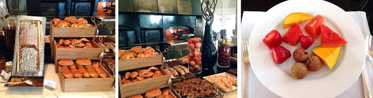 Euriental - fashion & luxury travel \ Park Hyatt Dubai, breakfast buffet