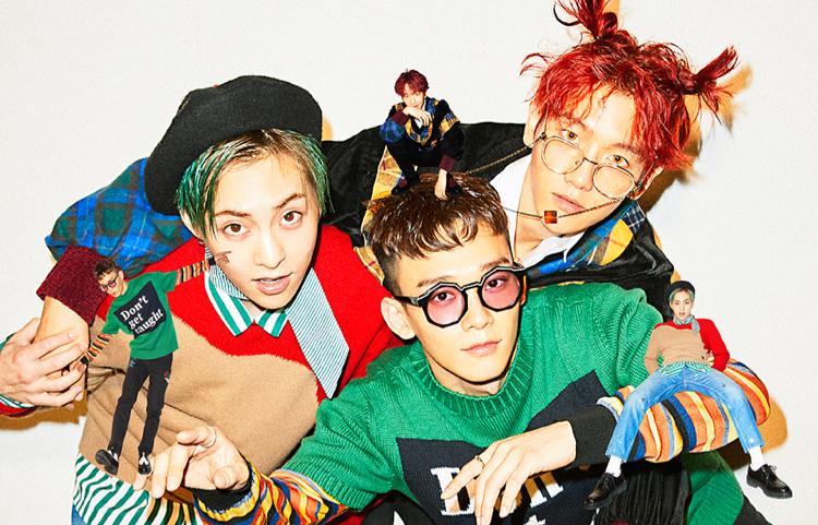 EXO-CBX debuta com MV de Hey Mama!