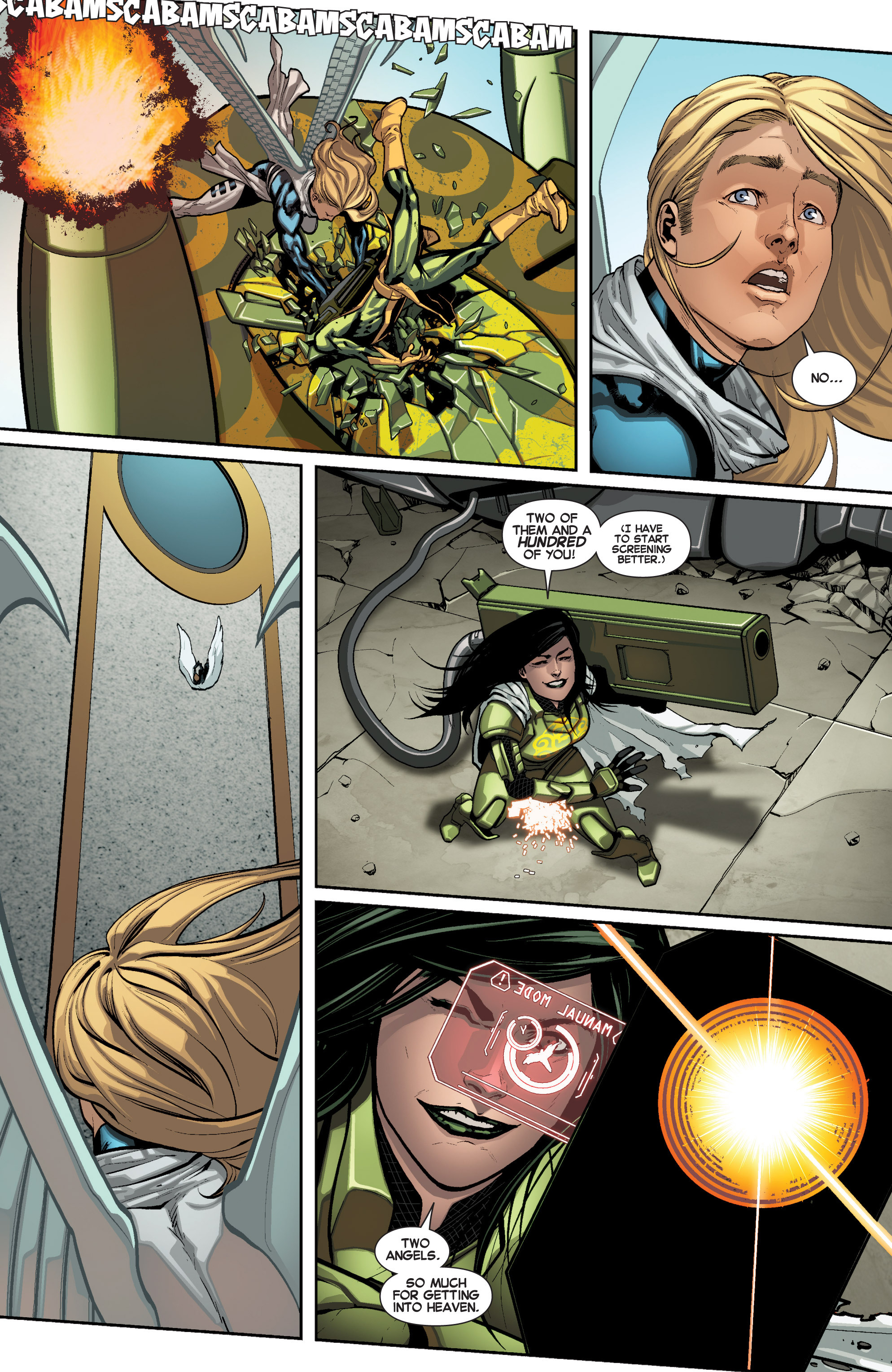 Read online All-New X-Men (2013) comic -  Issue # _Special - Here To Stay - 54