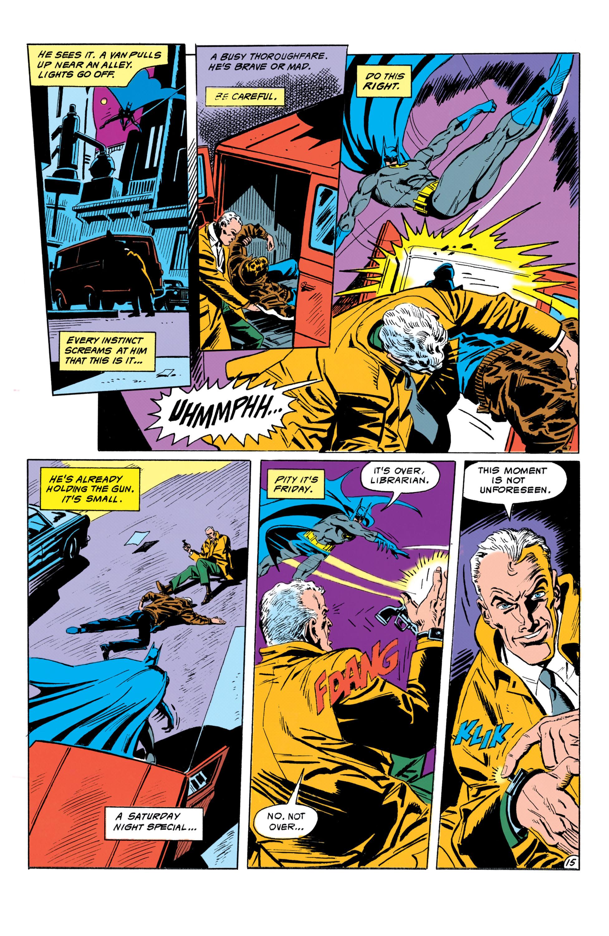 Detective Comics (1937) 643 Page 15