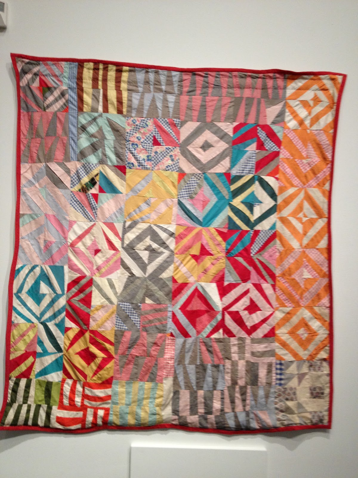 Nifty Quilts Inspired By African American Quilts