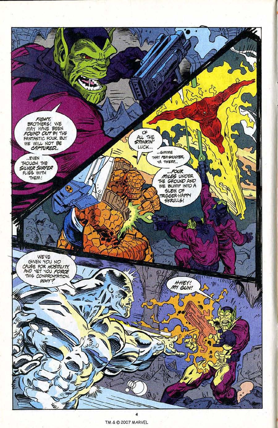 Read online Silver Surfer (1987) comic -  Issue #95 - 6