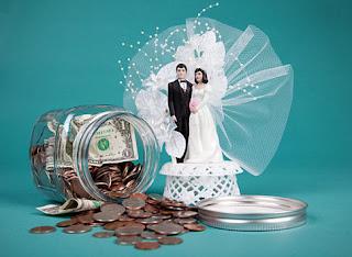 financial wedding