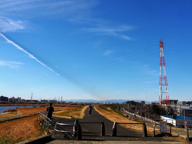 荒川 戸田橋