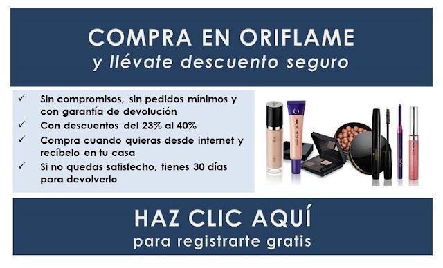 Comprar en Oriflame España
