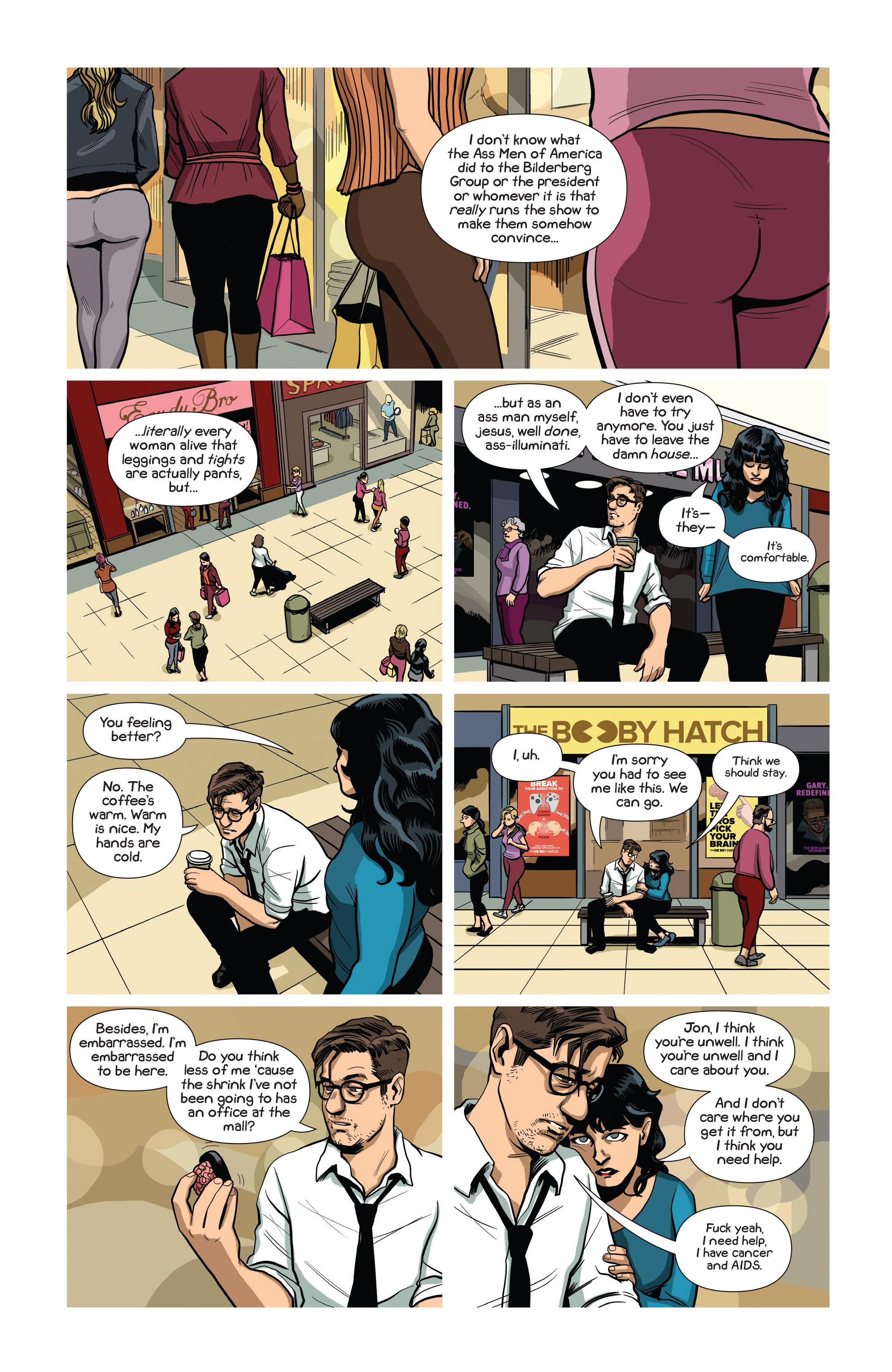 Read online Sex Criminals comic -  Issue #6 - 17