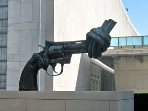 U.S. reverses stance on treaty to regulate arms trade