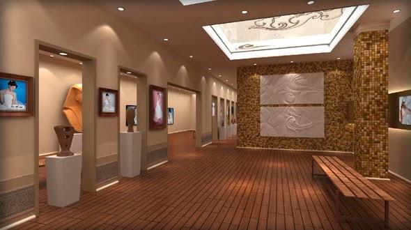 VideoHive True Love Art Gallery