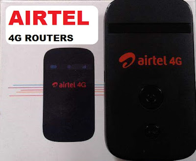 4G Wi-fi Router