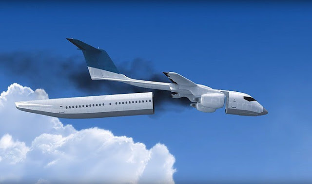 This aircraft with removable cabin could be a revolution before the plane crashes