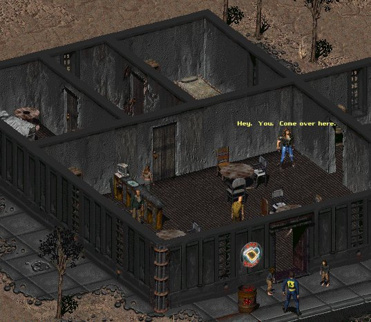 Fallout 2 Rar Klamath 10mm Pistol