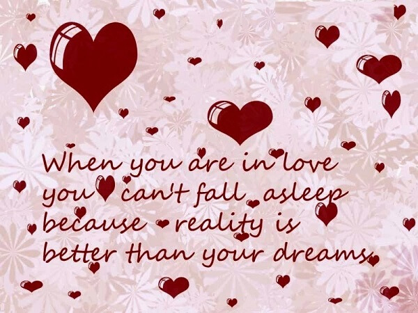 Valentines Day Image Quotes for her