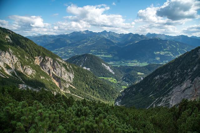 Königsetappe – Austria-Sinabell-Klettersteig und Silberkarsee  Wandern in Ramsau am Dachstein 14