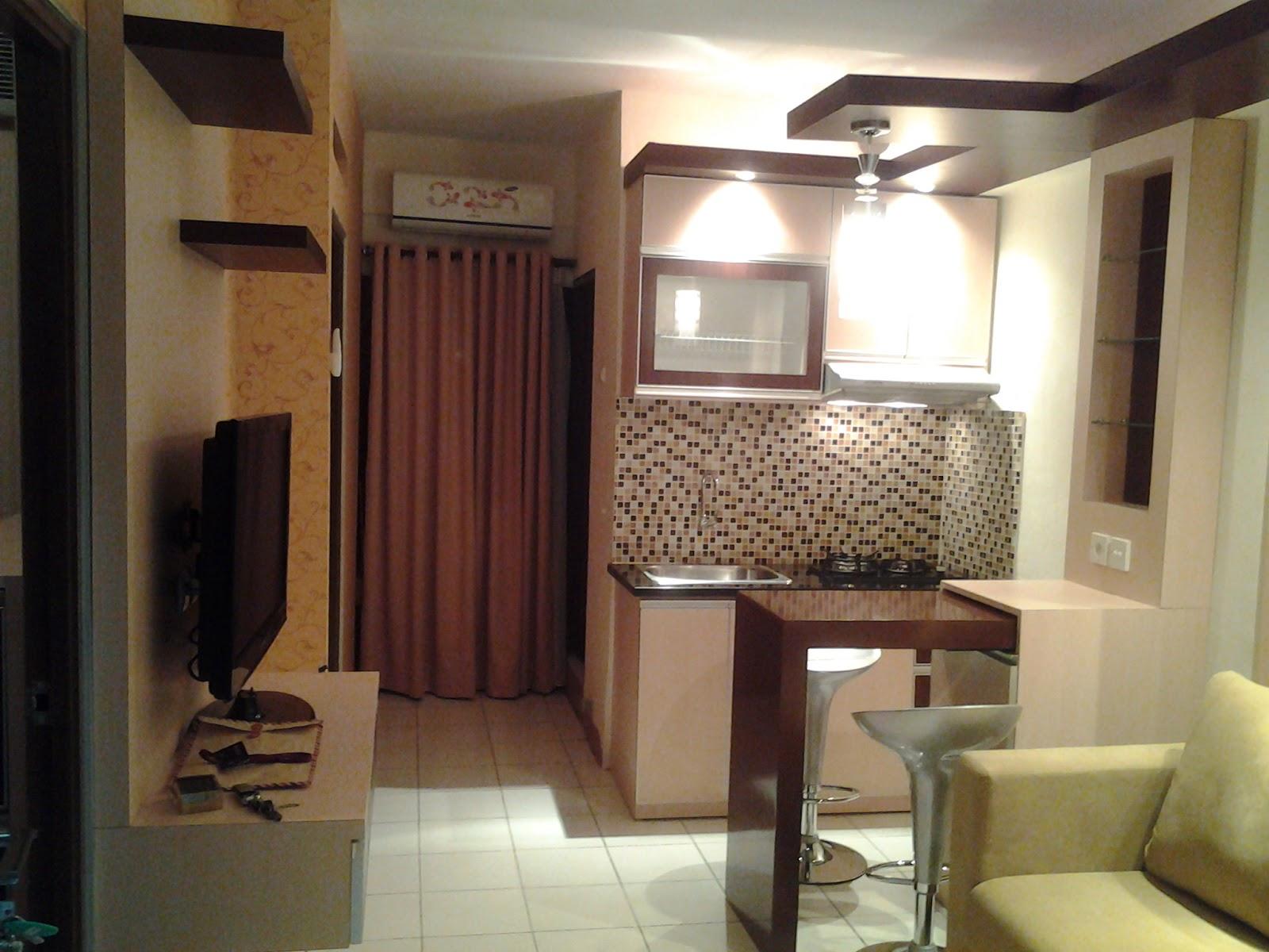 cv tridaya interior : design interior apartemen 2 bedroom