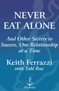free ebook download pdf Never Eat Alone by Keith Ferrazzi