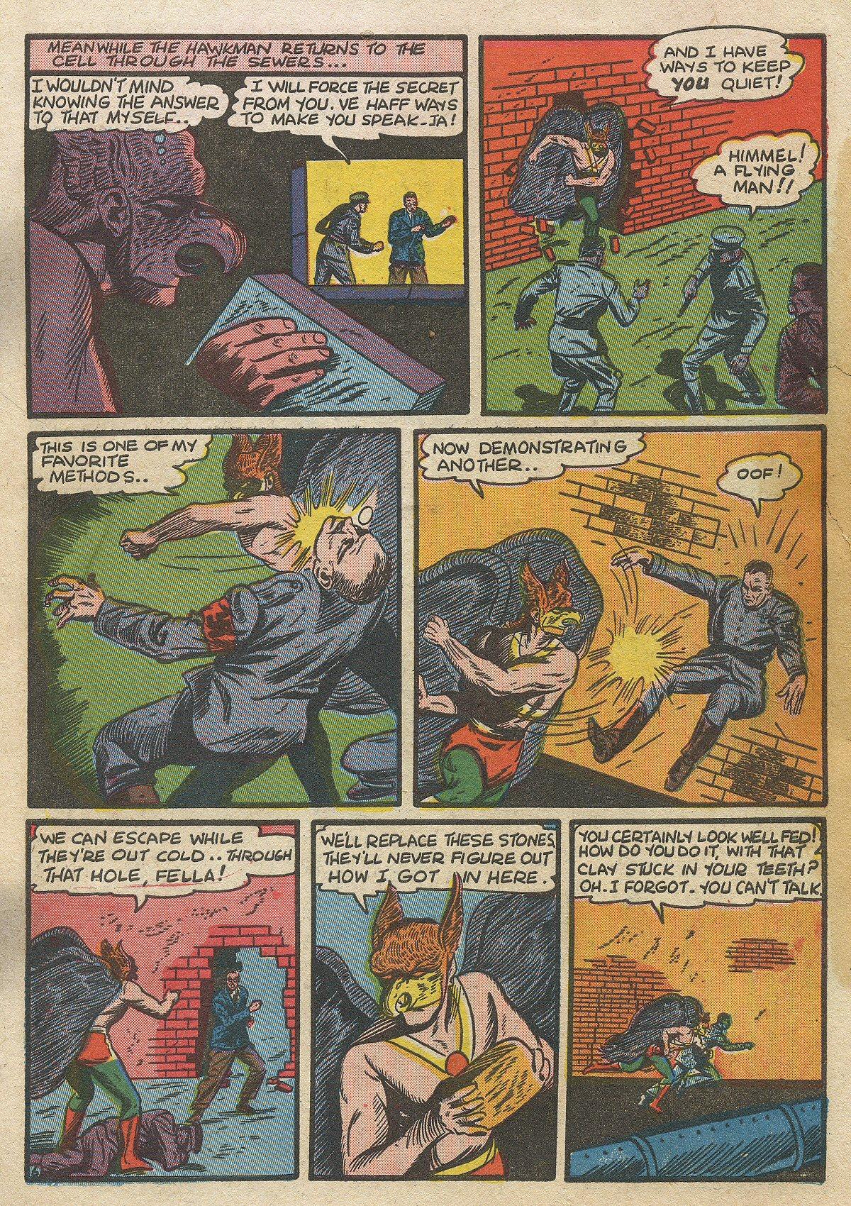 Read online All-Star Comics comic -  Issue #14 - 11