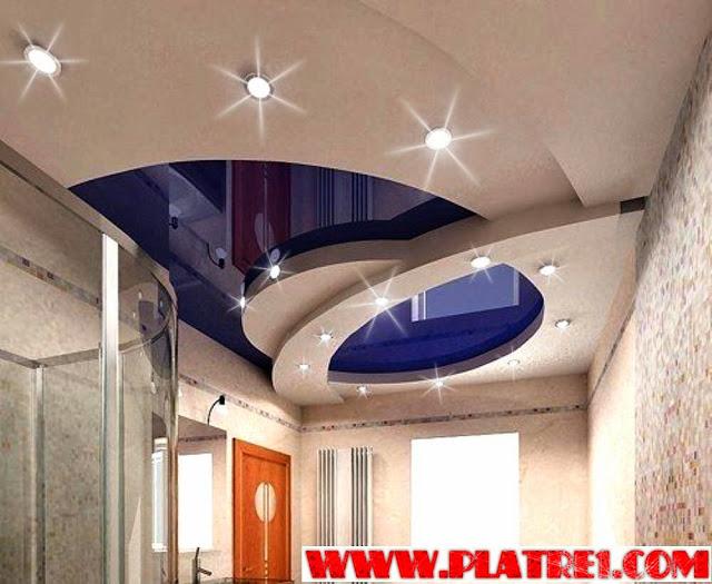 Les plafonds tendus - l'esthétique de votre maison