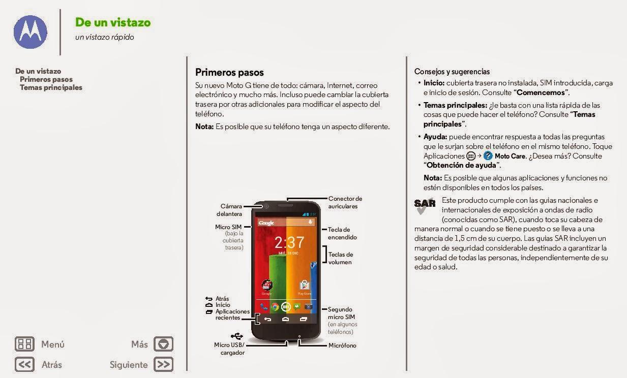 Motorola radio de dos vías talkabout mr350 manual de usuario.