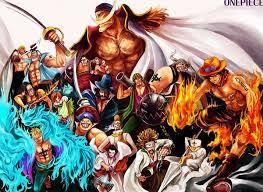 Giả sử Luffy bị kết án tử thì ai sẽ là người đi cướp pháp trường