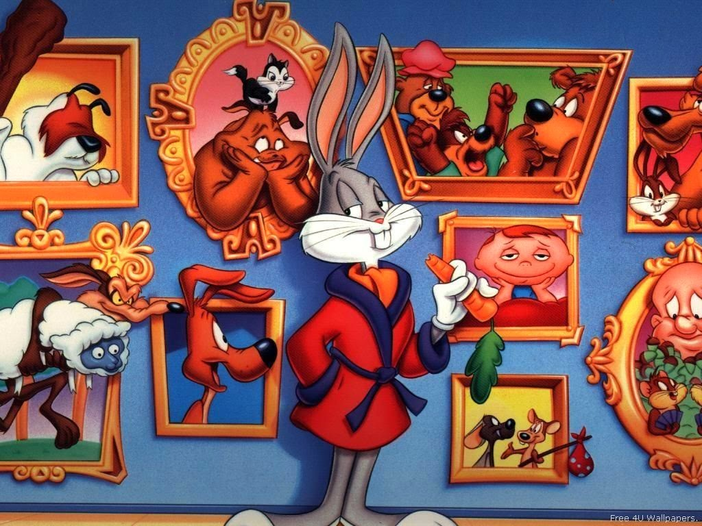 Bugs Bunny Free Printable Cards or Invitations  Oh My