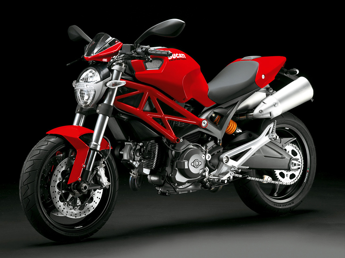 latest motorcycles picturez 2013 ducati monster 1100 evo. Black Bedroom Furniture Sets. Home Design Ideas