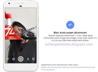 Cara membuat bingkai foto facebook dengan mudah