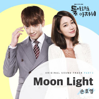 Chord : Son Ho Young - Moon Light (OST. Please Come Back, Mister)