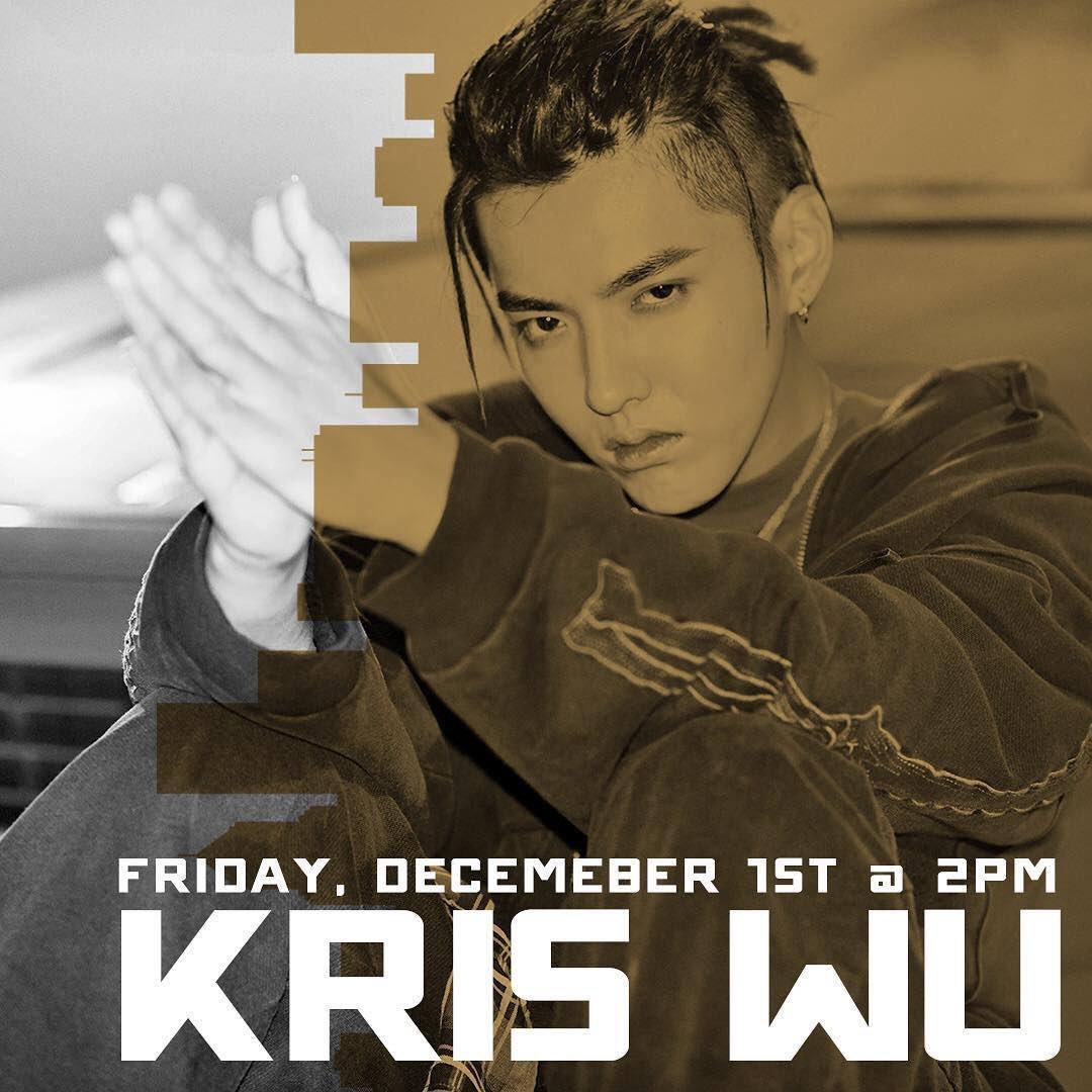 Fans To See Kris Wu In The Studio In Portland Oregon
