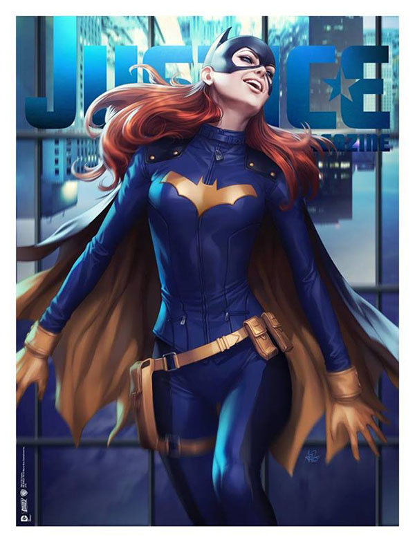 Artgerm aka Stanley Lau - https://society6.com/artgerm/prints?curator=yellowmenace