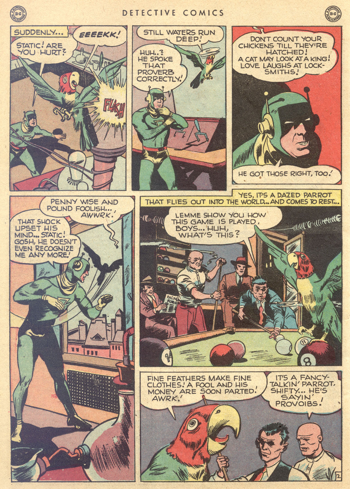Detective Comics (1937) 135 Page 17