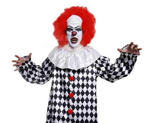 Favorite Creepy Clown Costumes For Kids