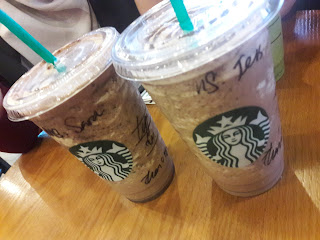 Promosi Starbuck
