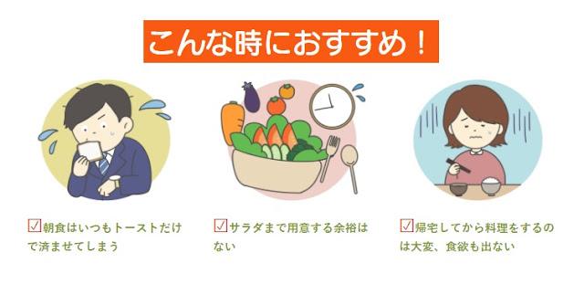 ベジ活スープ食 活用方法