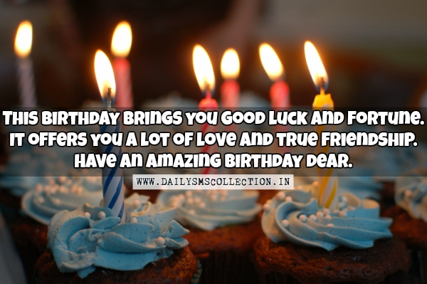 Happy Birthday Status for Best Friend Quotes and Sayings